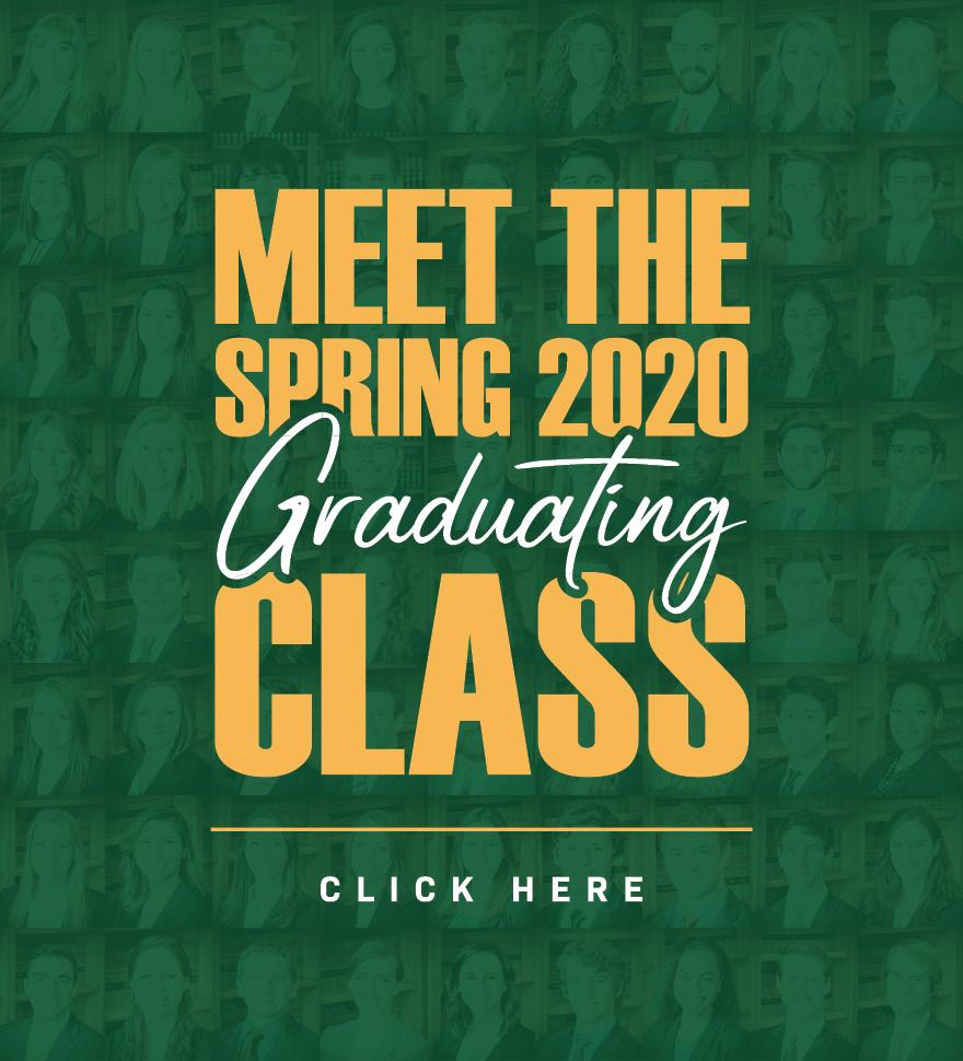 Meet the spring graduating class