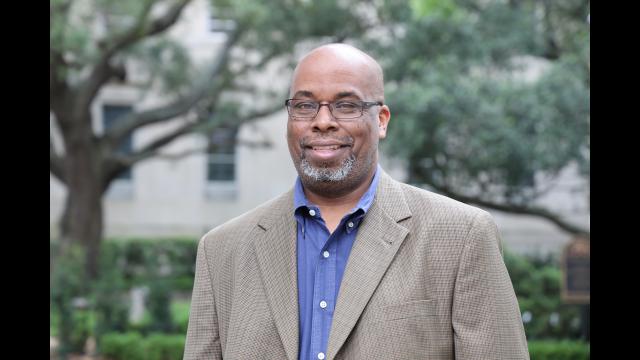 Full-Size Image: Dr. Horace Maxile Jr.
