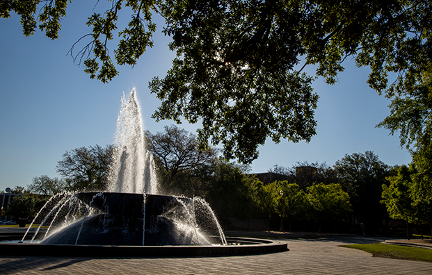 Fountains of Waco
