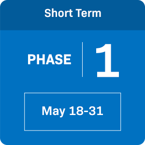 Phase 1 May 18-31 Graphic