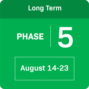 Phase 5 August 14-23 Graphic