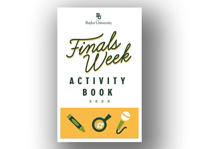 Finals Week Activity Book
