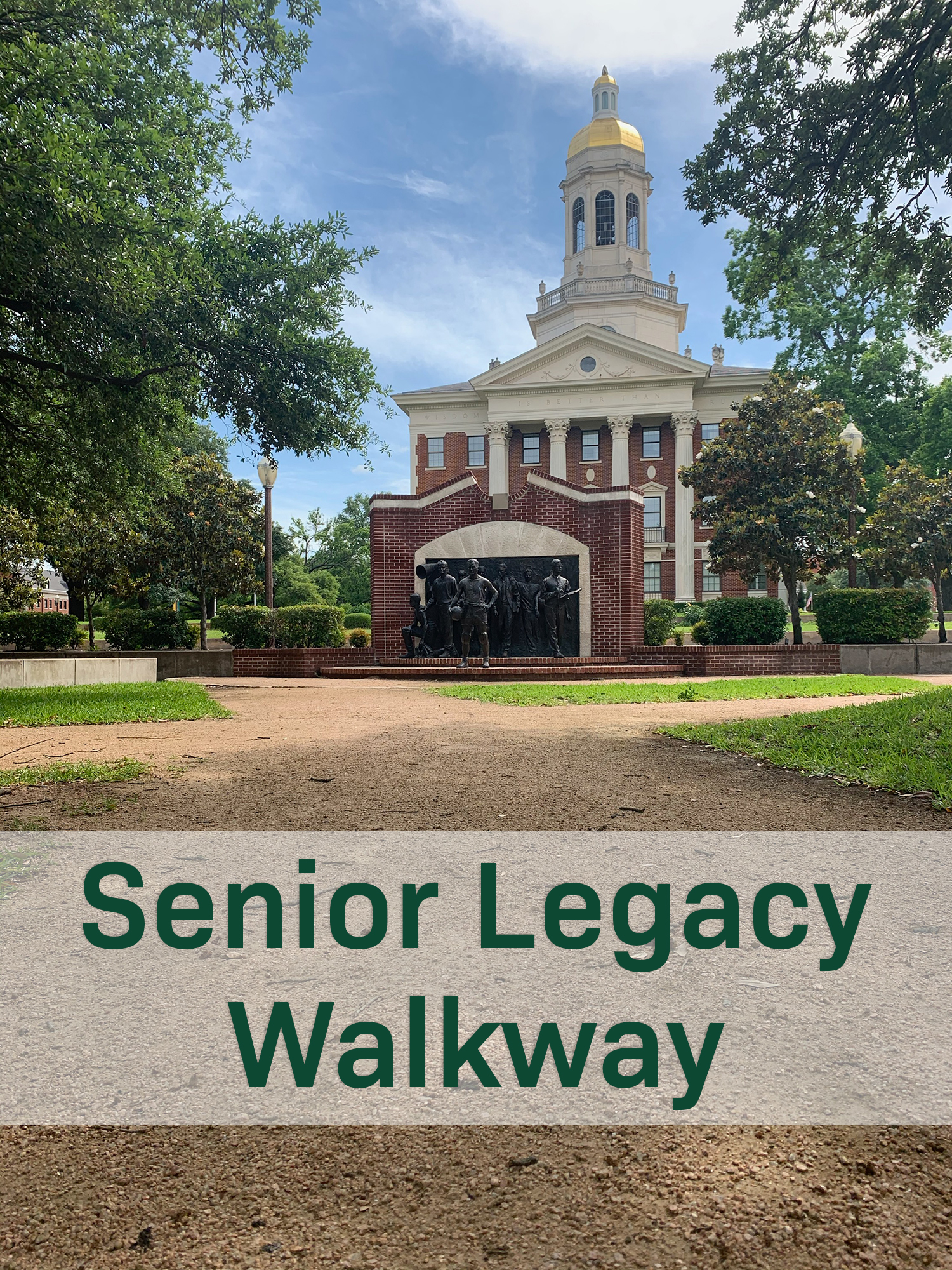 Senior Legacy Walkway