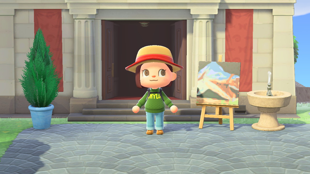 Animal Crossing Gallery Screenshot