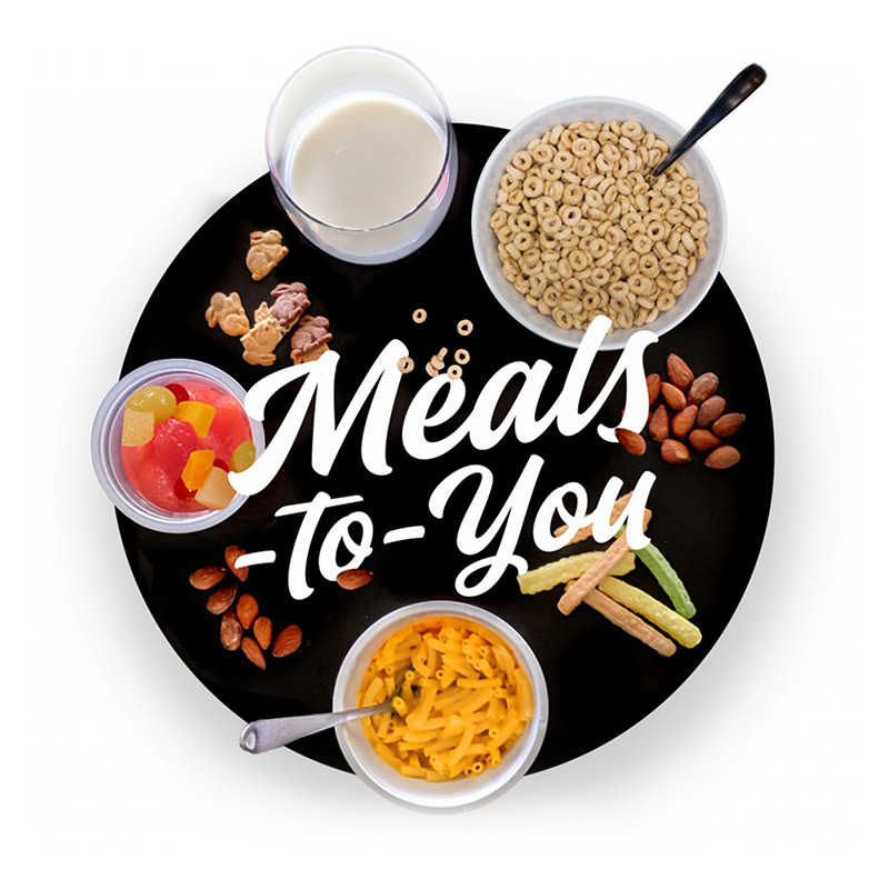 Meals To You Logo