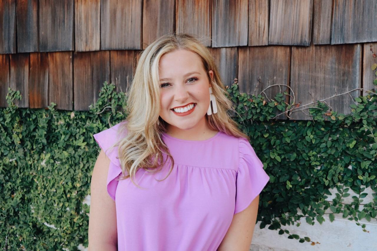 Headshot of Anna Kate Broadus