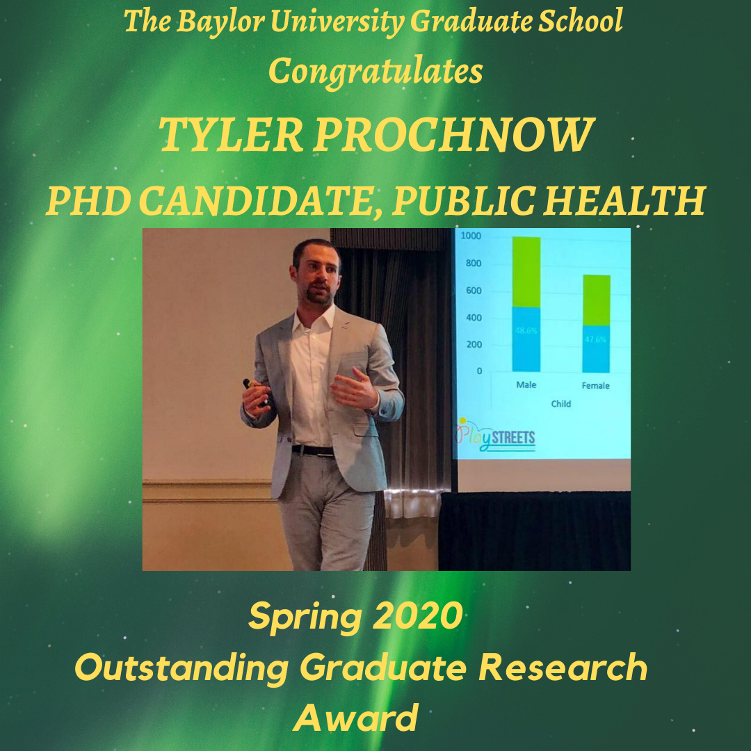 Outstanding Research Prochnow