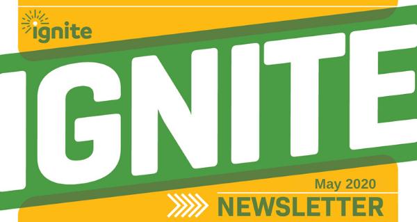 May Newsletter Header