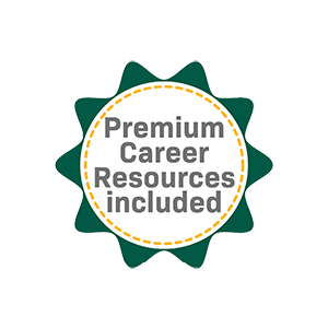 Premium Career Resources Included