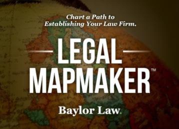 Baylor Law School Legal Mapmaker