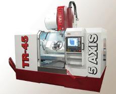 Fryer 5-Axis CNC Machining Center