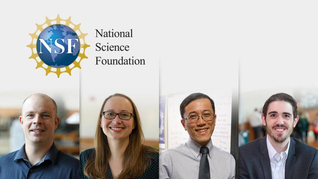 Full-Size Image: NSF CAREER Grants