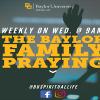 Baylor Family Virtual Prayer Service