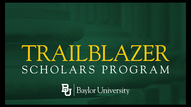 Trailblazer Scholars Program