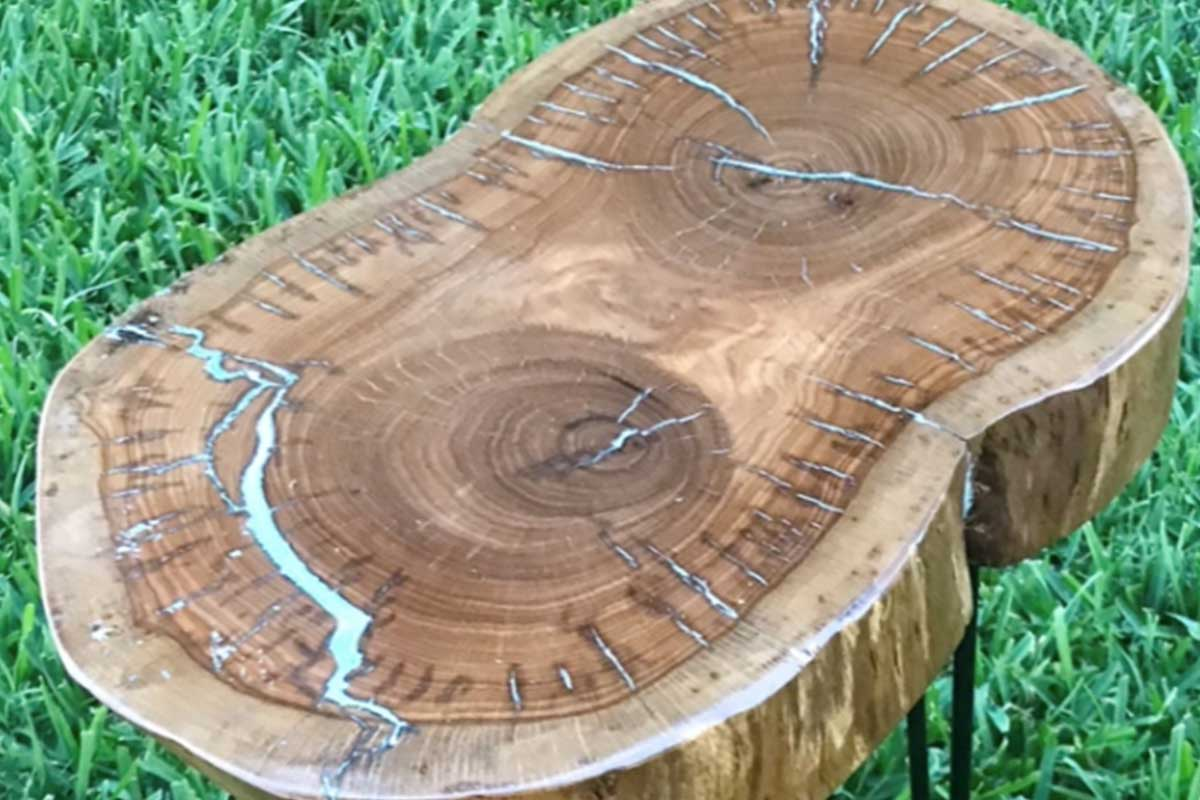 Mayborn at Home- Tree Cookie Table
