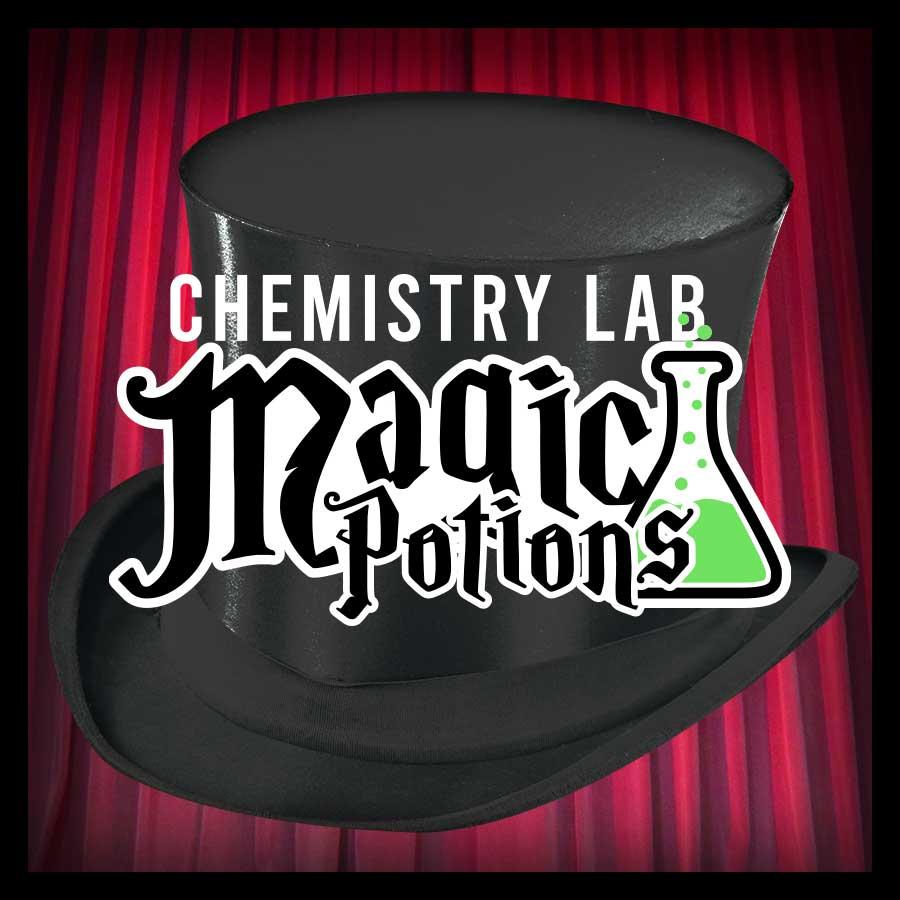 Chemistry Lab: Magic Potions