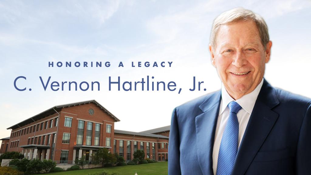 In Memory of C. Vernon Hartline, Jr.