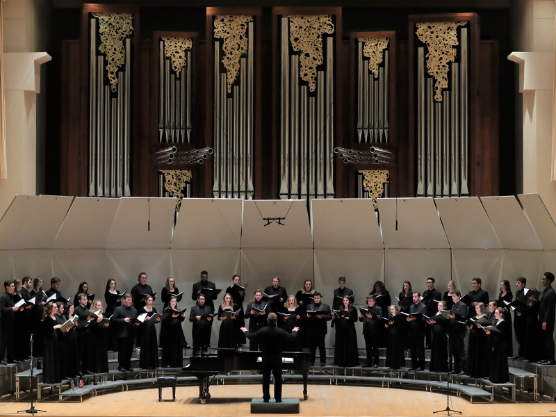 A Cappella Choir Wins The American Prize