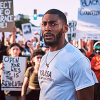 Trevor Taylor, BSEd '17, Takes Leadership Role in San Antonio Protests