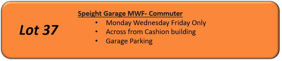 Speight Garage MWF Permit Button