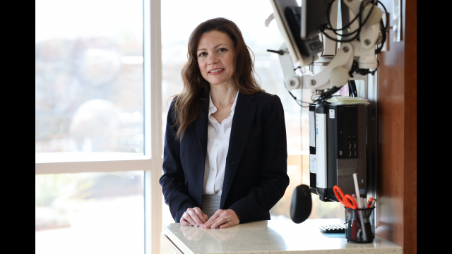 Baylor Researcher Earns $480,000 Career Development Award from Department of Defense