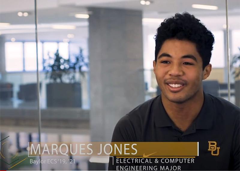 Marques Jones