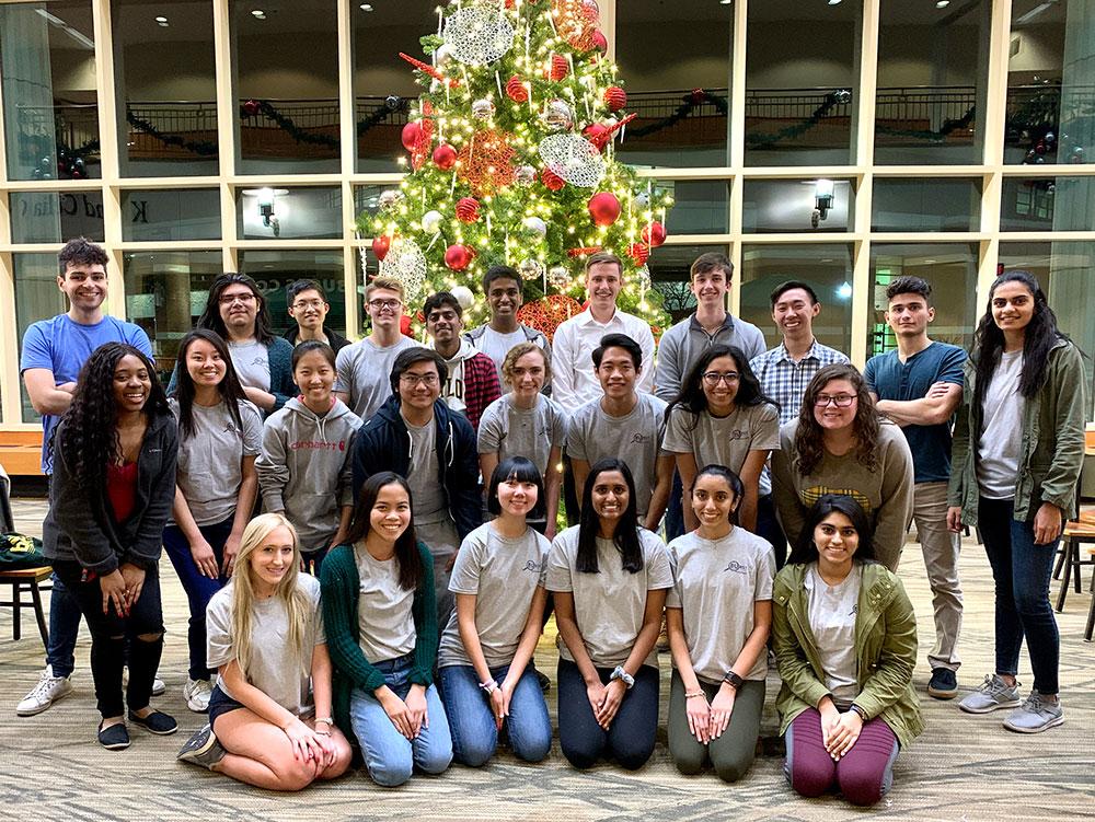 Baylor BURST Participants