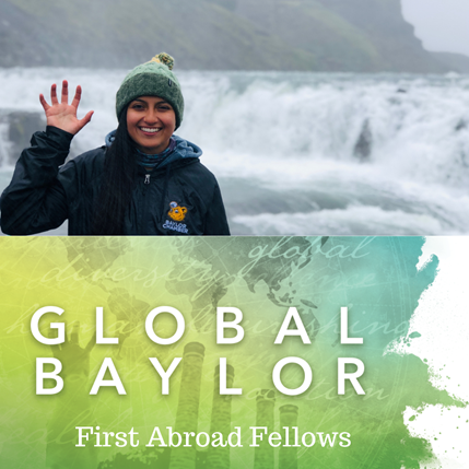 First Abroad Fellows