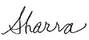 Sharra Hynes Signature