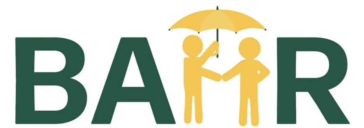 Baylor Association of Human Resources Banner Logo