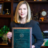 Angela Cruseturner (JD '02), Has Been Named the 2020 Young Baylor Lawyer of the Year
