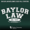 Baylor Law Welcomes 2020 Fall Starters