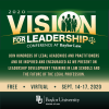 Baylor Law's 'Vision for Leadership Conference' Receives Approval for 8.5 Hours of MCLE Credit (including 4.5 Hours of Ethics Credit)