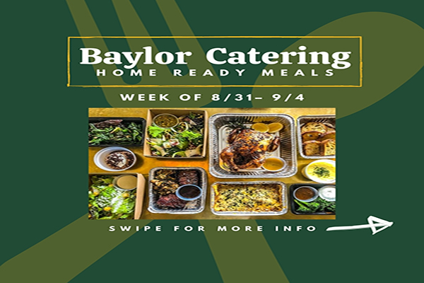 Baylor Catering