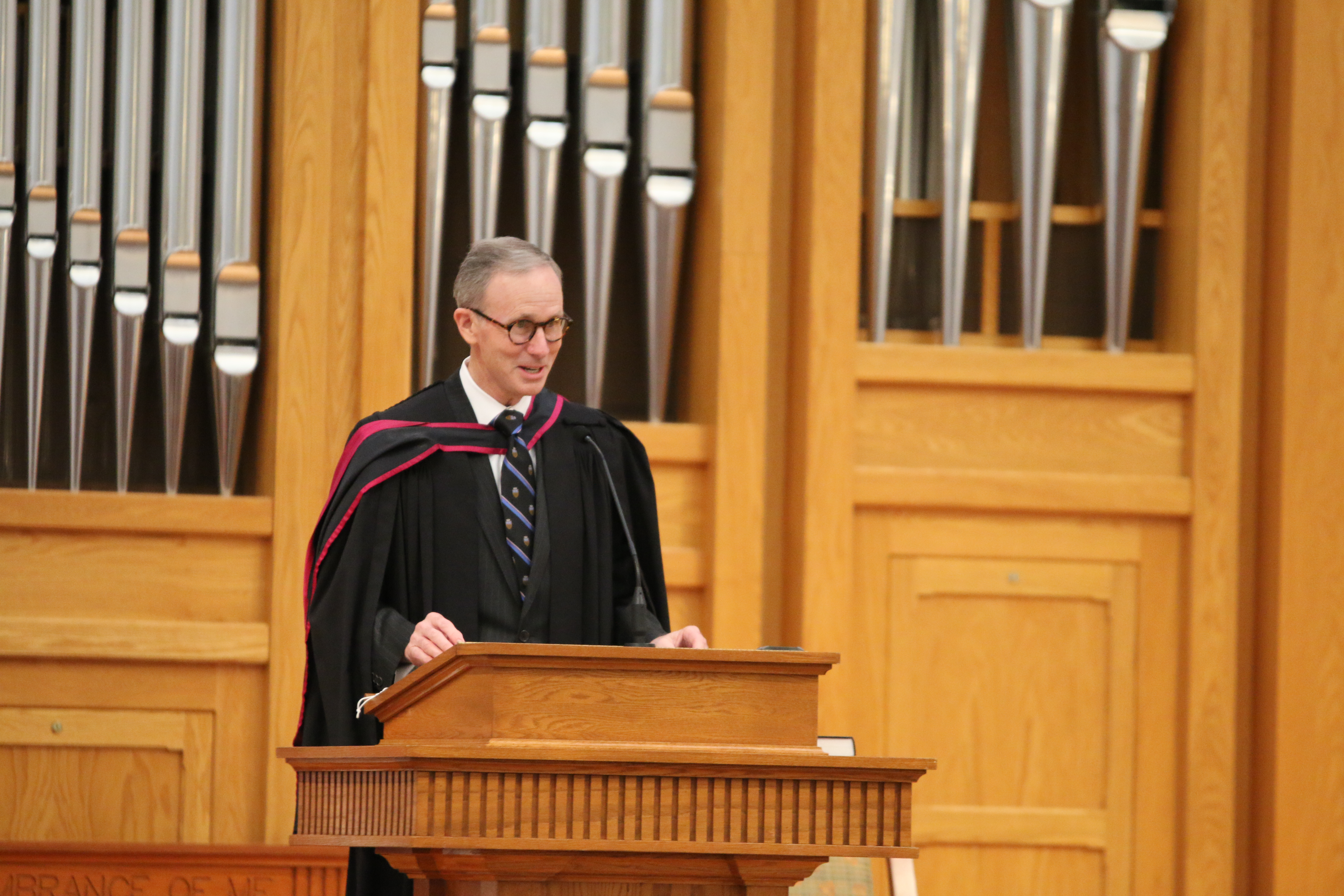 Fall 2020 Convocation Address