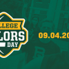[College Colors Day 2020]