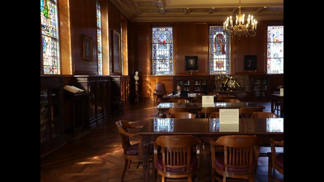 John Leddy-Jones Research Hall