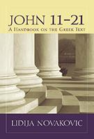John 11-21 book cover