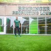 [Behringer Recruiting Lounge Exterior]