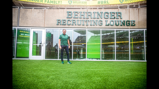 Full-Size Image: Behringer Recruiting Lounge Exterior
