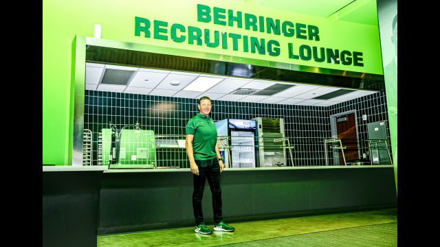 Full-Size Image: Behringer Recruiting Lounge Interior