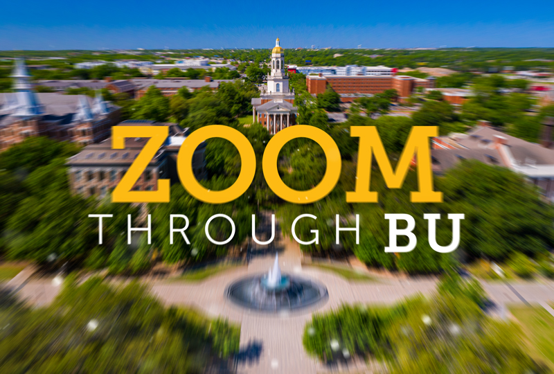 Zoom Through BU