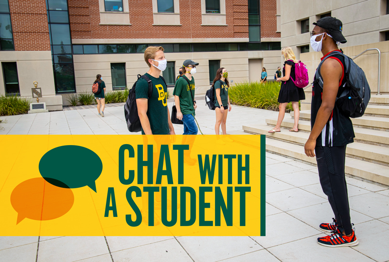 Chat with a Student