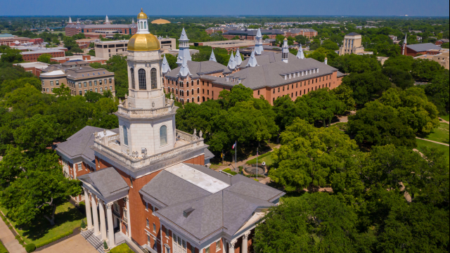 Baylor Rises to No. 76 in Latest U.S. News Rankings, in Top 10 for Undergraduate Entrepreneurship, Among 'Most Innovative Schools'