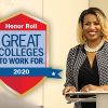 2020 Great Colleges to Work For - Honor Roll!