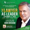 Bestselling Author John Grisham to Close the 2020 Vision for Leadership Conference at Baylor Law
