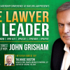 Best-selling Author John Grisham to Close the 2020 Vision for Leadership Conference at Baylor Law