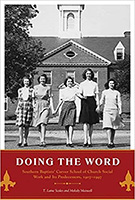 Doing the Word Book Cover
