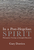 In a Post-Hegelian Spirit Book Cover