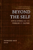 Beyond the Self Book Cover